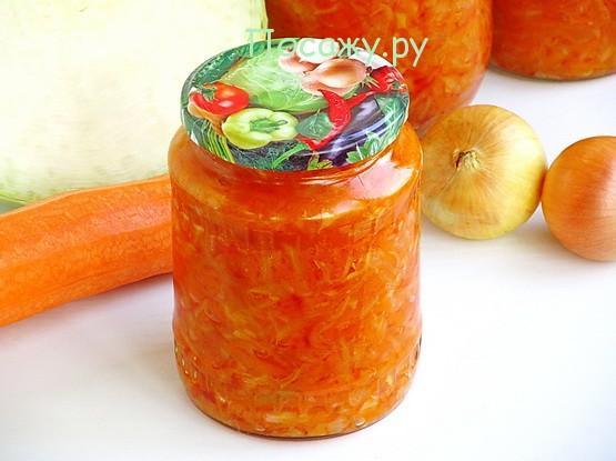 солянка с томатной пастой