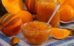 Варенье из тыквы с апельсином на зиму, рецепт - пальчики оближешь